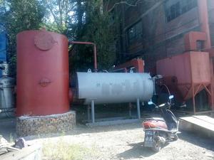 2吨整包秸秆气火转化炉