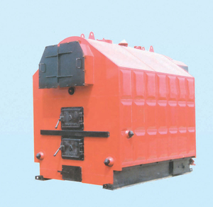 DZN系列手烧生物质成型燃料热水锅炉